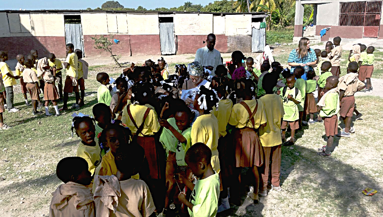 Childrens ministry started