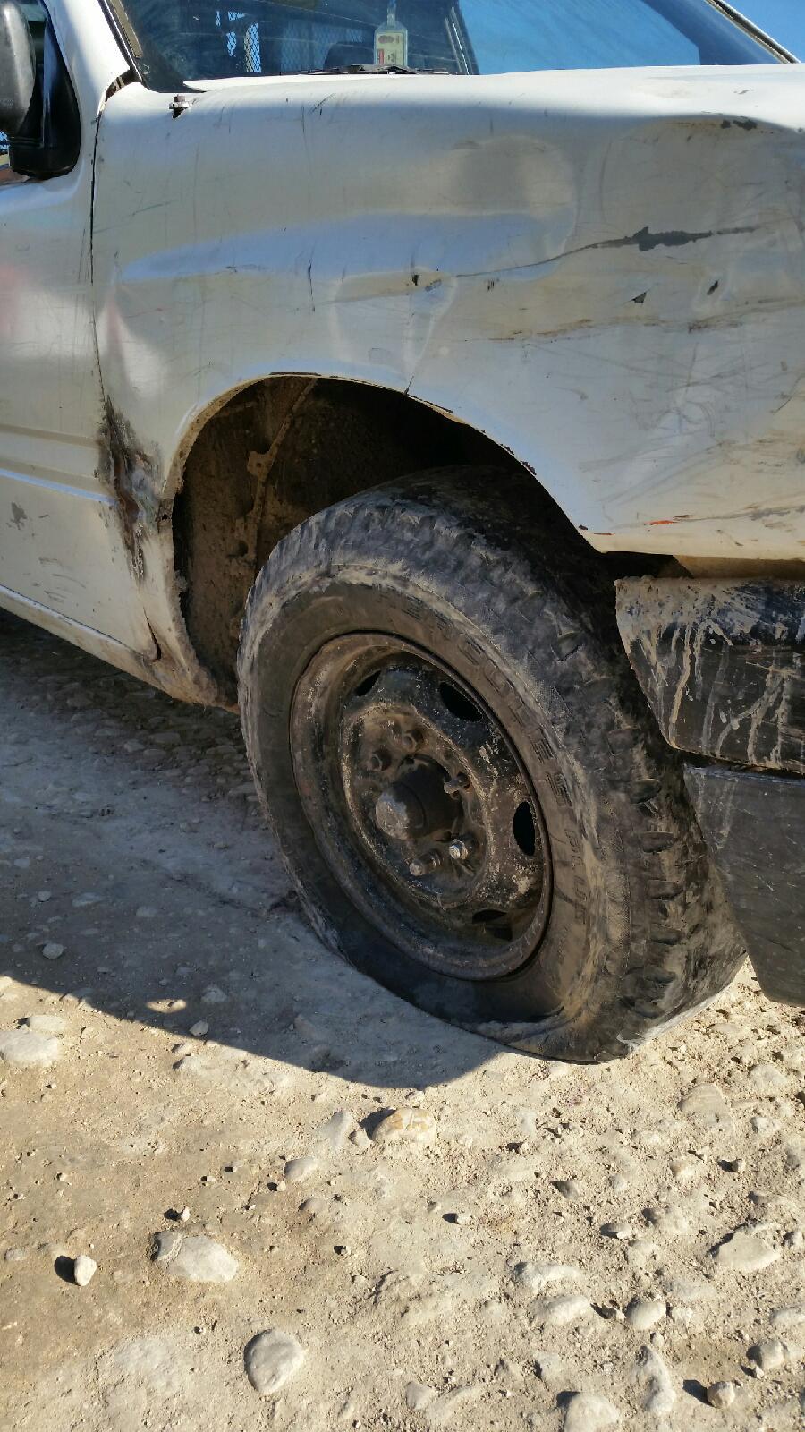 Tire, Flat